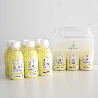 甘酒6本ギフトBOXセット(レモングラス×6本)