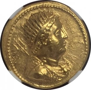 PTOLEMAIC KINGDOM Ptolemy III,246-222,BC AV Octodrachm (27.84g) 【Ch AU Strike:5/5 Surface:4/5】