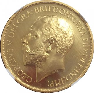 1911 G.BRITAIN George� Set【PF 64】【PF 65】【PF 65】【PF 65】