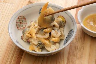 千葉県産 ボイル青柳(生食用) 500g