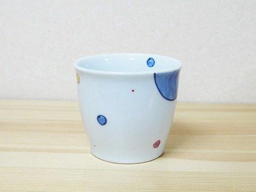 多彩丸紋カップ