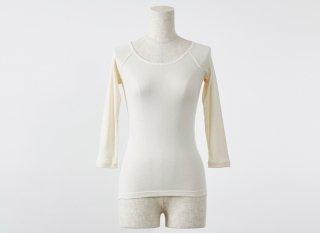 セーターイン7分袖