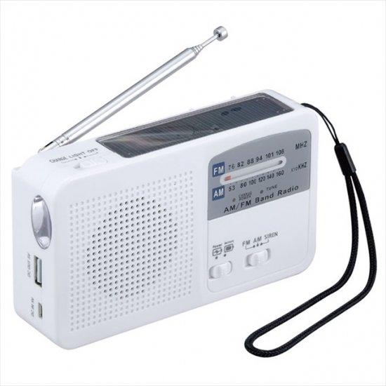 6WAY マルチレスキューラジオ SV5745