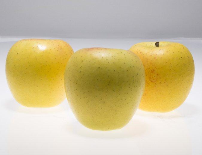 シナノゴールド りんご<5個>  長野県オリジナル品種りんご三兄弟【今季終了】
