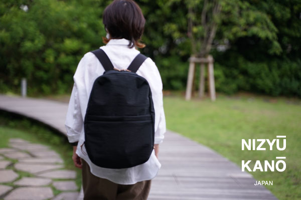 NIZYU KANOのバッグ展