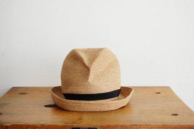 mature ha. / マチュアーハ BOXED HAT MBOX-104(mix brown×black 7cm)