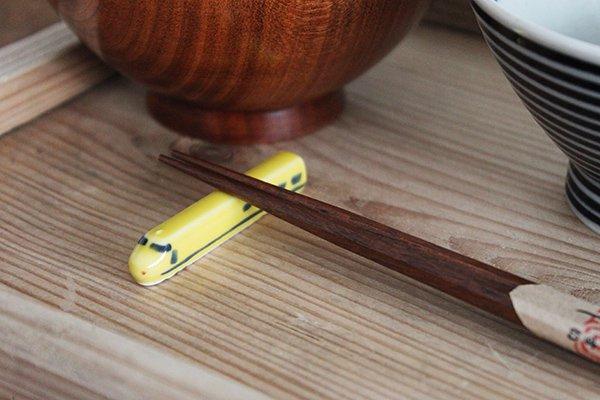 新幹線箸置きゼロ系