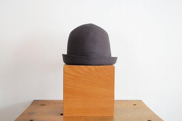 mature ha/マチュアーハ back stitch wool free hat MFEL-1101