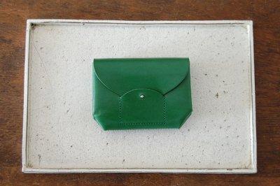 irose イロセ RICRAC MINI WALLET(グリーン)ACC-R02【2日以内に配送】