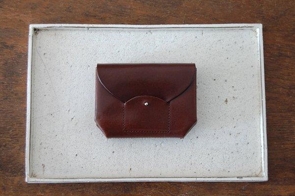 irose イロセ RICRAC MINI WALLET(ブラウン)ACC-R02【2日以内に配送】