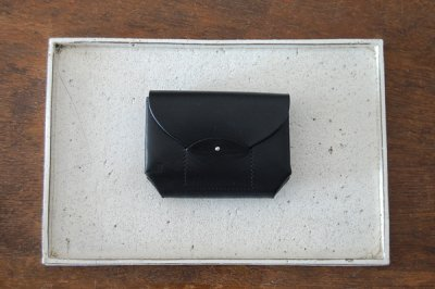 irose イロセ RICRAC MINI WALLET(ブラック)ACC-R02【2日以内に配送】