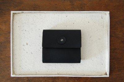 irose イロセ CARDBOARD MINI WALLET ACC-C02(ブラック)【2日以内に配送】