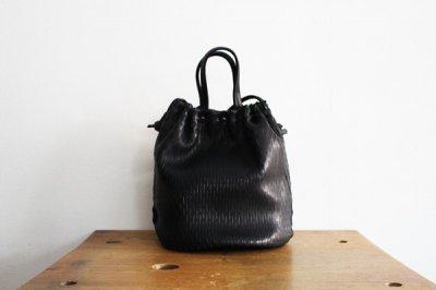 irose イロセ net bucket bag BAG-N03(ブラック)