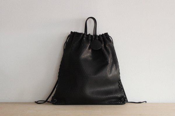 irose イロセ net knap/tote BAG-N05(ブラック)