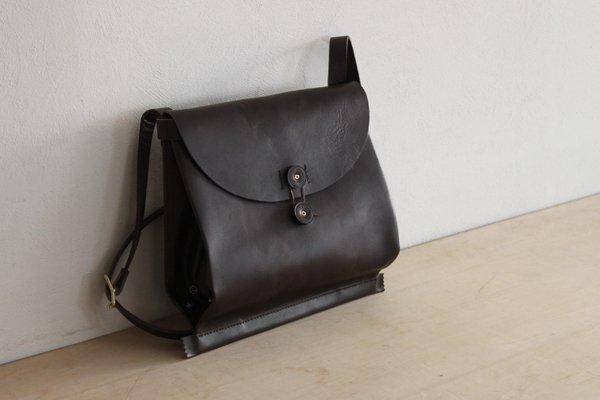 irose/イロセ SACK SHOULDER BAG BAG-S05(ブラック)