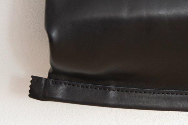 irose/イロセ SACK FLAT BAG M BAG-S01(ブラック)