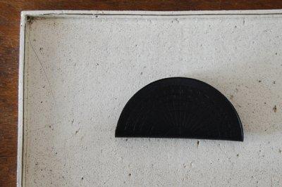 irose/イロセ PROTRACTOR COIN CASE (ブラック)ACC-PRO