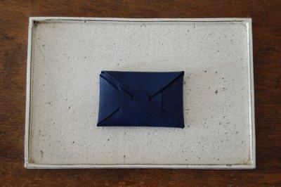 【再入荷】irose イロセ SEAMLESS CARD CASE ACC-SL01(インディゴ)