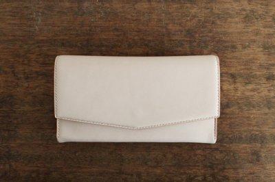 【受注生産品 納期2ヶ月】hirari / 平山篤  WALLET(NATURAL)長財布