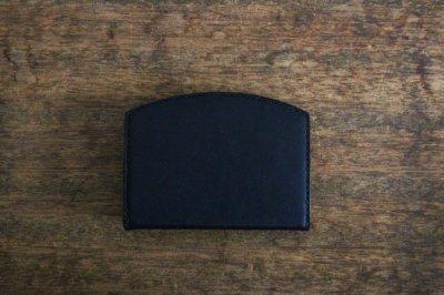 【受注生産品 納期2ヶ月】hirari / 平山篤  NAMECARD CASE(BLACK)名刺入れ