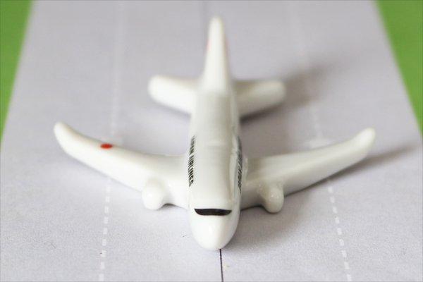 【新商品】飛行機箸置き(日本航空/JAL737)