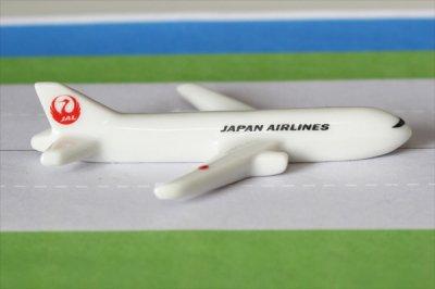 【新商品】飛行機箸置き  (日本航空/JAL777)