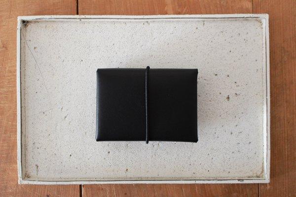 irose イロセ SEAMLESS MINI WALLET(ブラック)ACC-SL10