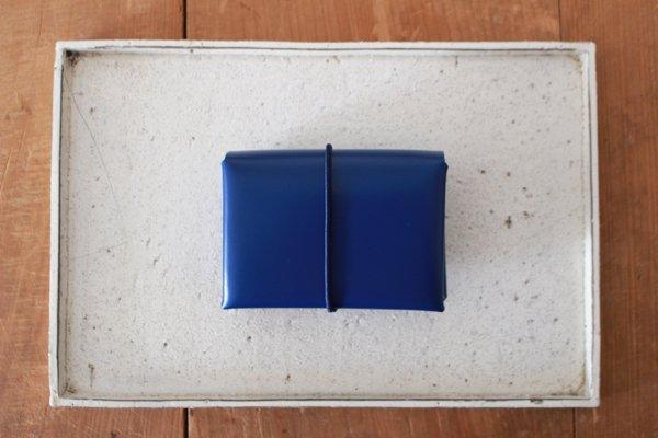 irose イロセ SEAMLESS MINI WALLET(ブルー)ACC-SL10