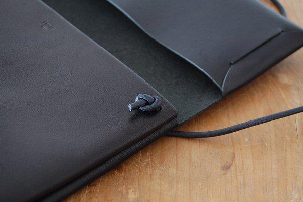 irose/イロセ SEAMLESS SHOULDER CASE(ブラック)BAG-SL08