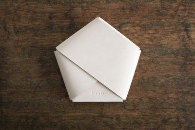 【受注生産品 納期2ヶ月】hirari 平山篤 CARD CASE カードケース(NATURAL)