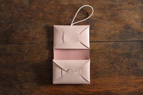irose イロセ SEAMLESS MINI WALLET(ピンク)ACC-SL10