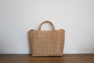 irose/イロセ KAGO TOTE BAG BAG-K02 ヌード