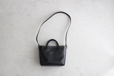 irose/イロセ KAGO TOTE BAG BAG-K02 ブラック
