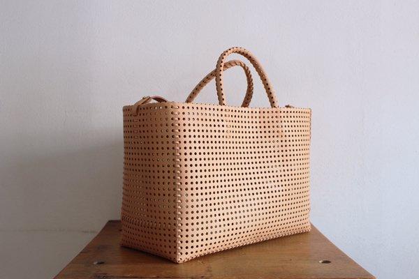irose/イロセ KAGO TOTE BAG BAG-K01 ヌード