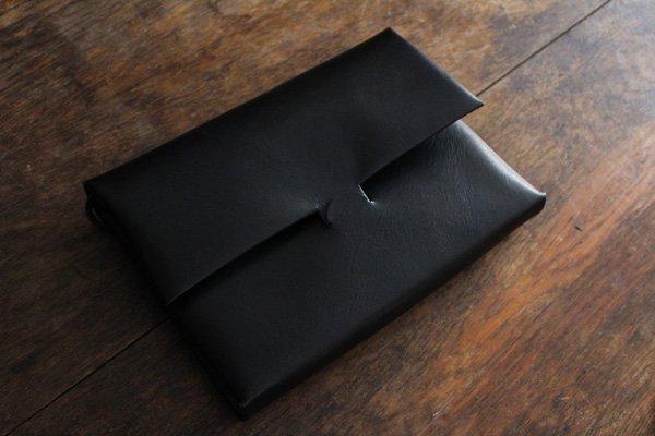 irose イロセ SEAMLESS SHOULDER CASE(ブラック)BAG-SL09