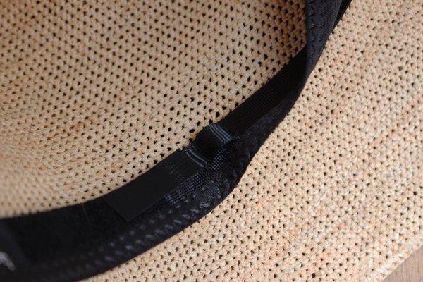 田中帽子店 麦わら帽子