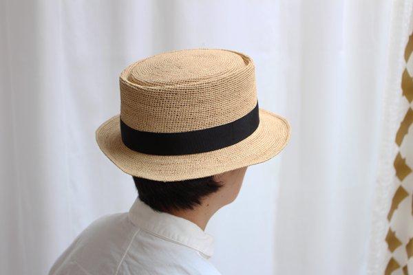 田中帽子 麦わら帽子