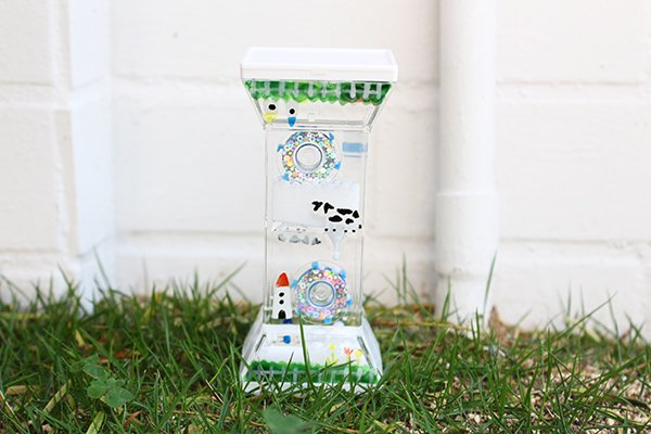 プレイタイマー 約3分 オイル時計 シンデレラ Illustrated by 平井さくら【新作】