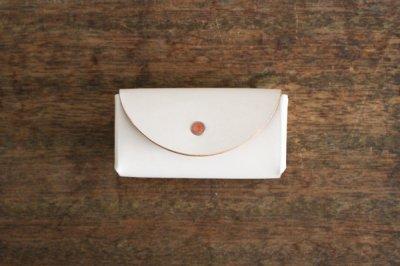 hirari / 平山篤 Coin Purse(NATURAL)小さなお財布 小銭入れ