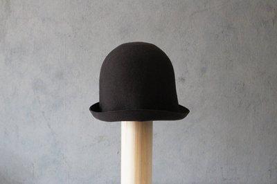 mature ha/マチュアーハ back stitch wool free hat MFEL-1101(gray)