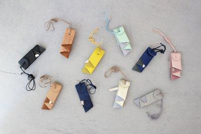 irose/イロセ SEAMLESS  aurora key holder オーロラ キーホルダー / キーケース
