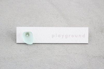 playground ピアス -08-