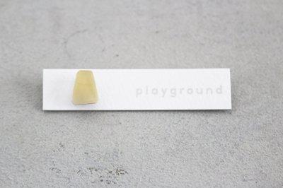 playground ピアス (yellow)-09-