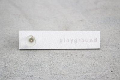 playground ピアス -10-
