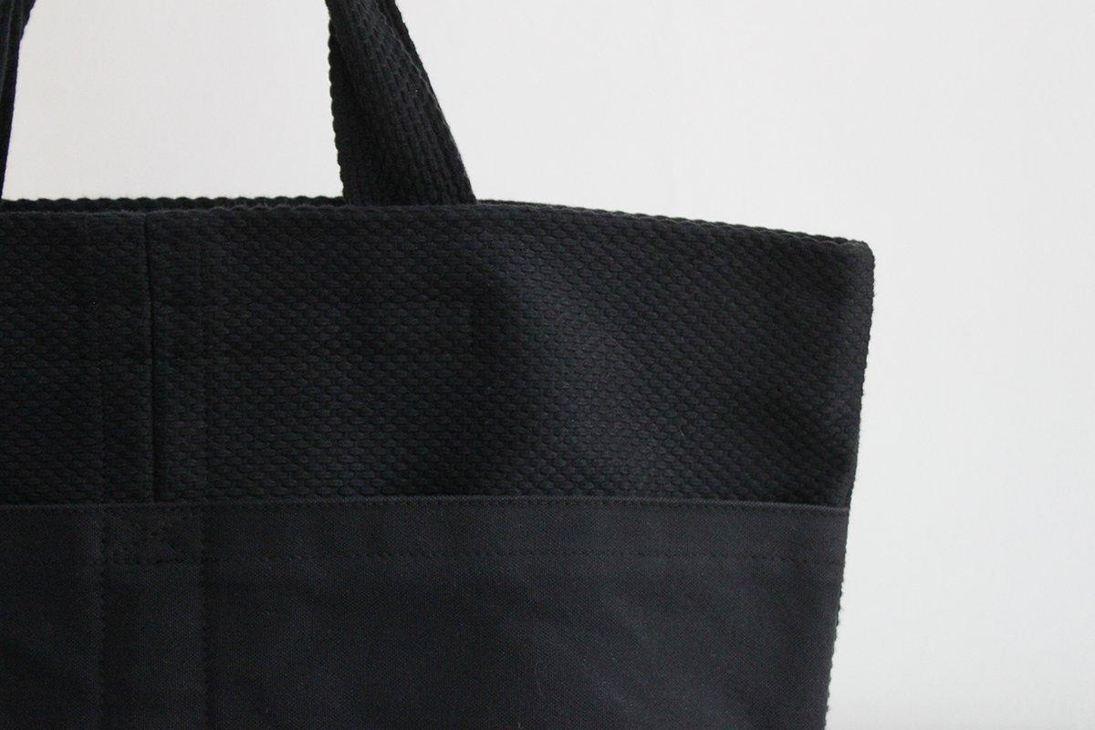TANEI/タネイ 柔道着バッグ トートバッグ20(ブラック)