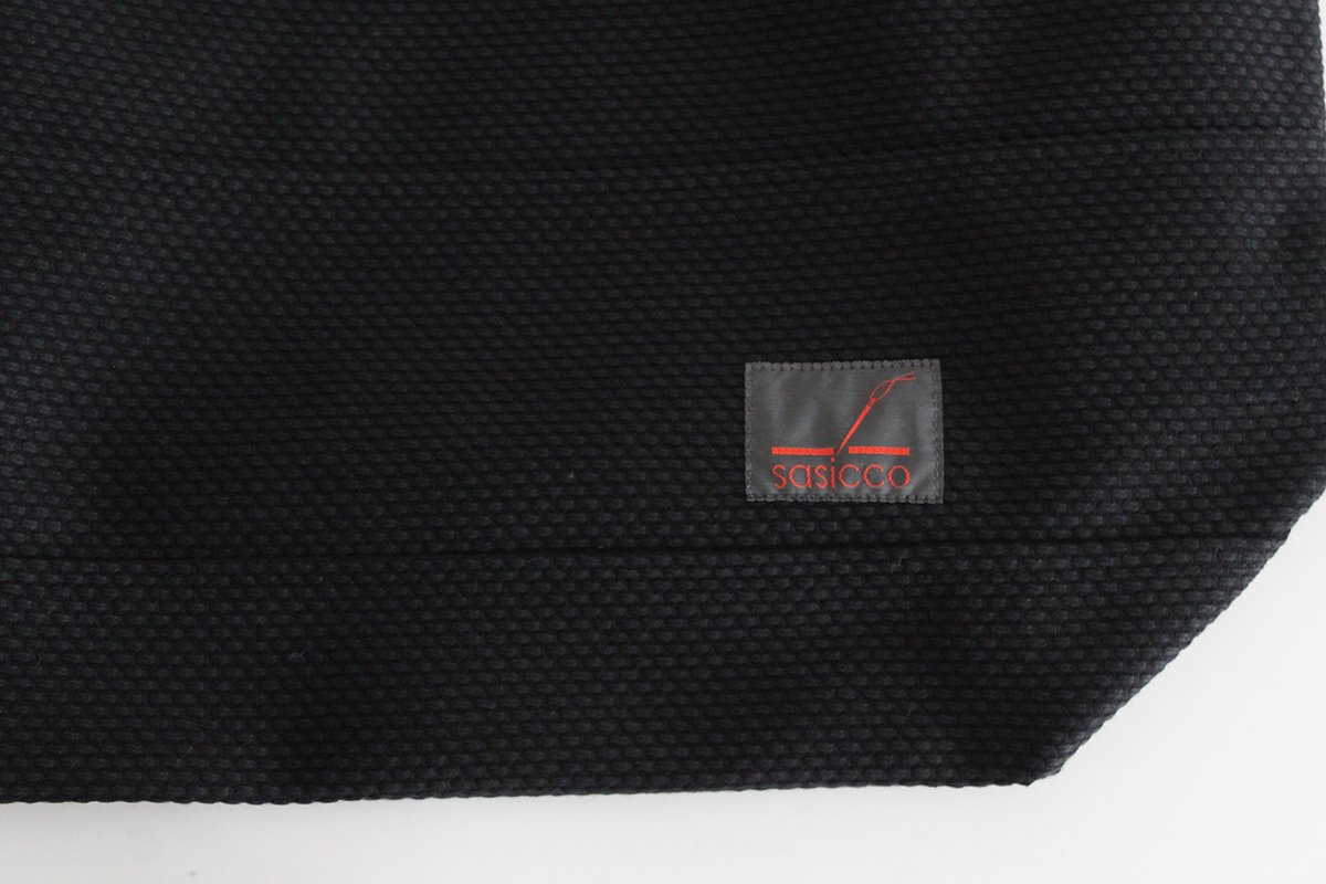 TANEI/タネイ 柔道着バッグ トートバッグ40(ブラック)
