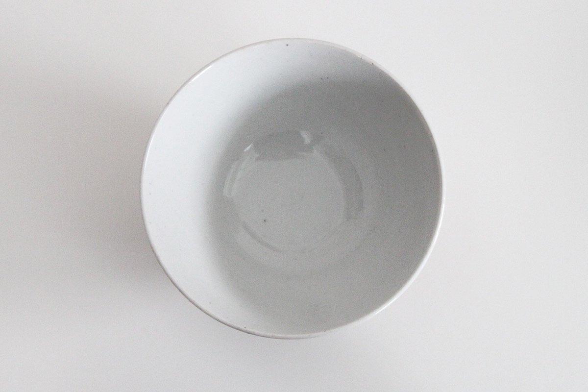 波佐見焼 和山 くらわんか 飯碗 赤丸紋