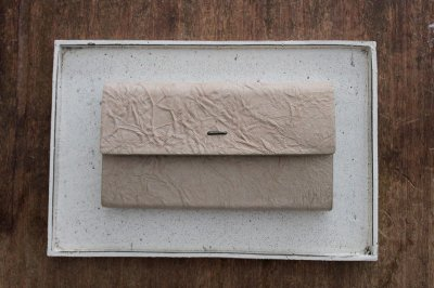 irose/イロセ paper long wallet ACC-P15(ライトブラウン)