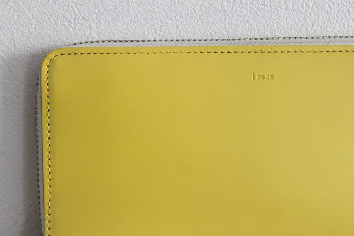 iroseイロセ pop-up long wallet ACC-PU03(ブラック)
