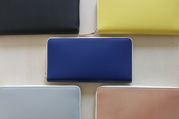 iroseイロセ pop-up long wallet ACC-PU03(グレー)
